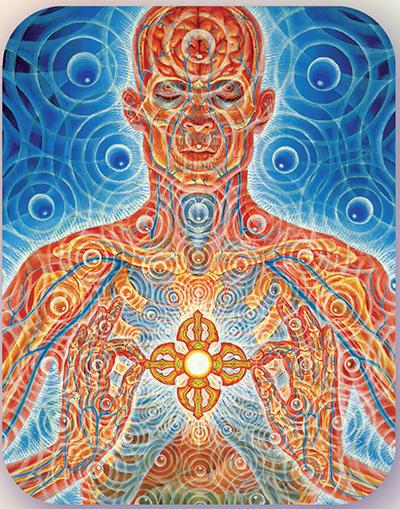 Field of sacred energy
