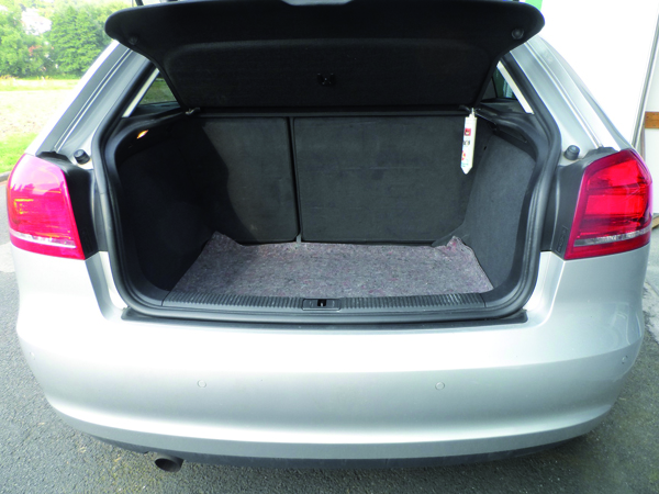 Weber-Isis® universal activator in the boot