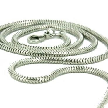 Schlangenkette 925er Silber