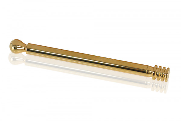 Weber-Isis® Getränke-Stab (vergoldet)