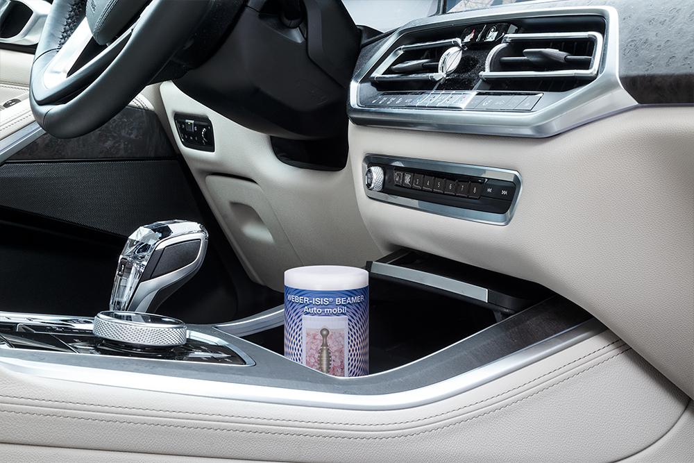 Weber-lsis® Beamer Car mobile