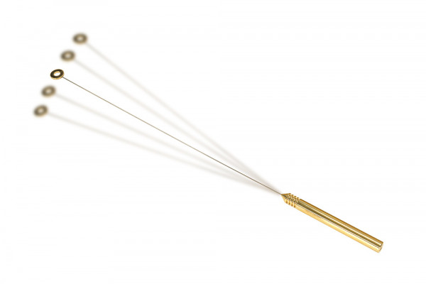 Weber-Isis® Tensor I (gold-plated)
