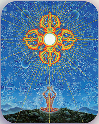The field of sacred energy