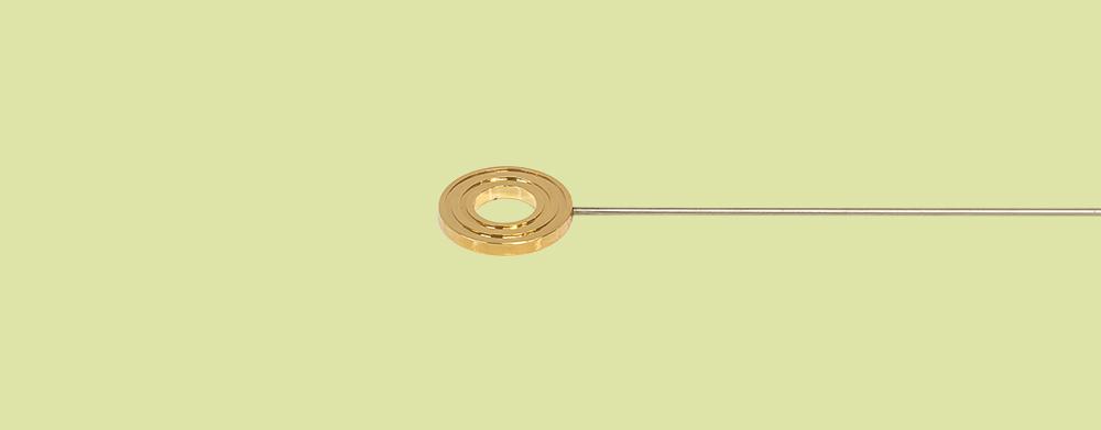 Weber-Isis Tensor I - Tensor ring