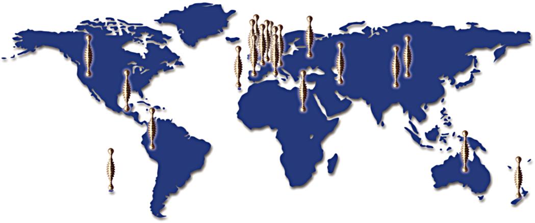 Das weltweite Weber-Isis® Beamer-Projekt