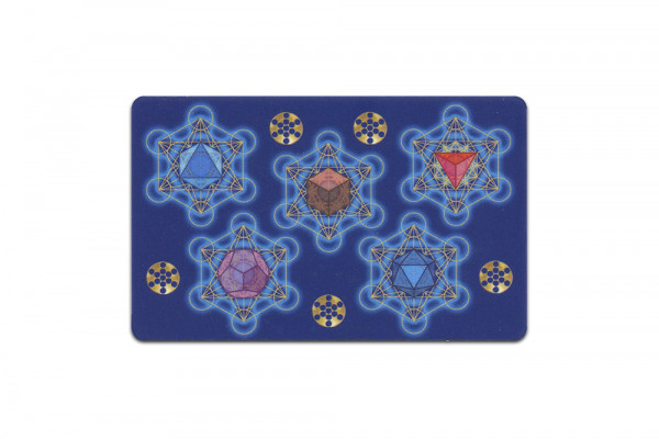 Weber-Isis® Metatron-Card