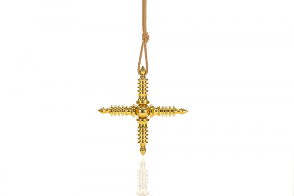 Weber-Isis® Cross (gold plated)