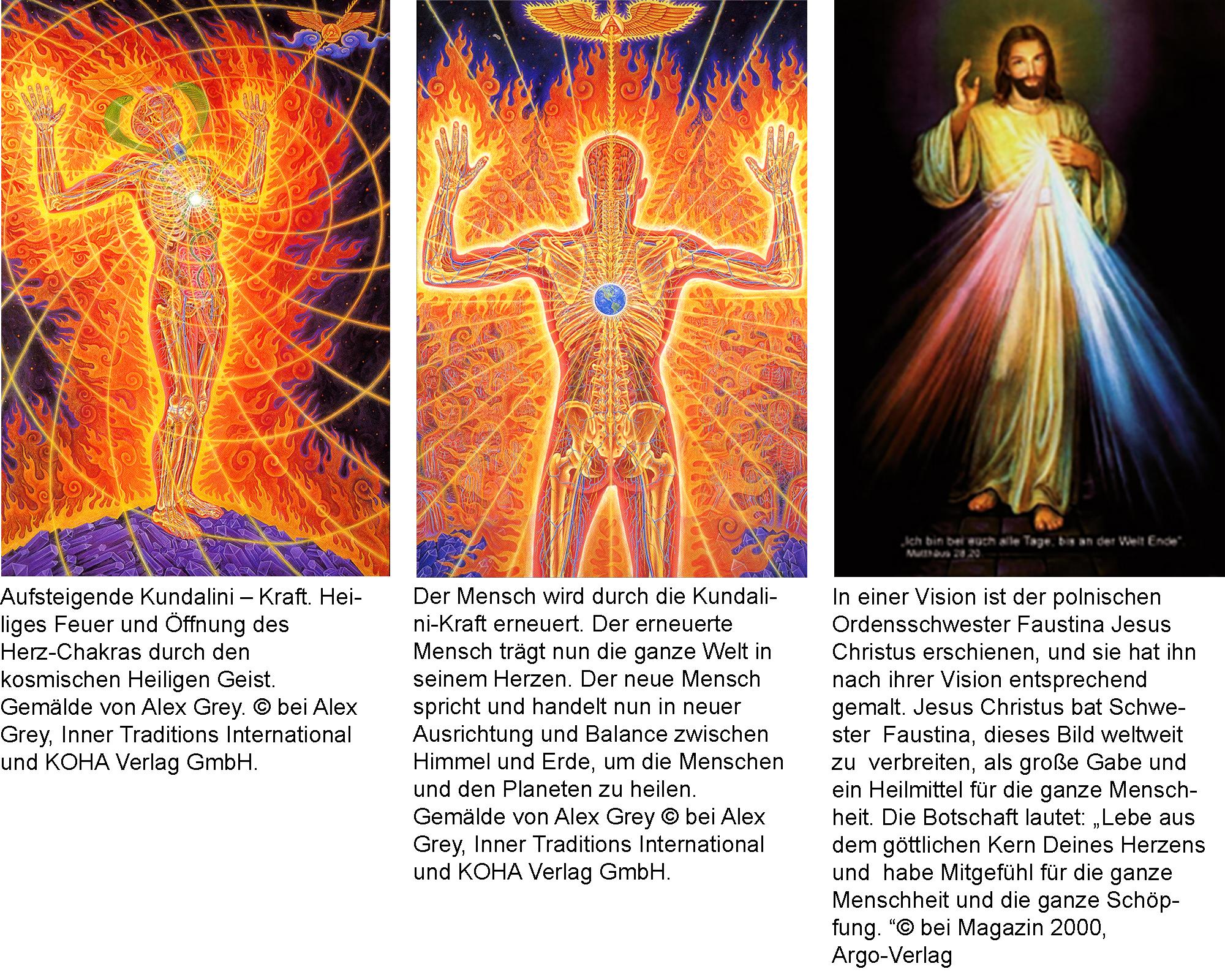 Der Mensch und die Kundalini-Kraft